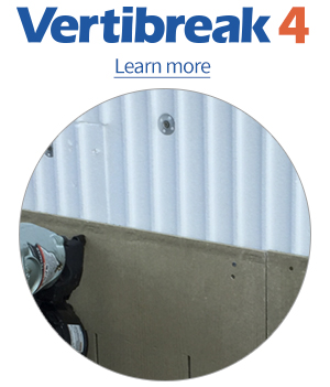 Vertibreak 4 2x4 Wall Insulation