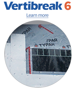 Vertibreak 6 2x4 & 2x6 Wall Insulation