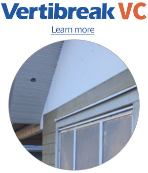 Vertibreak VC Wall Insulation for Vancouver